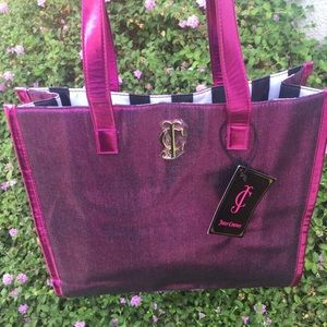 💕Large Juicy Couture Tote